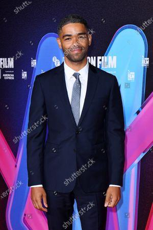 Editorial picture of 'One Night In Miami' screening, BFI London Film Festival, UK - 11 Oct 2020