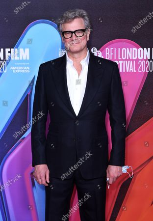 Stock Image of Colin Firth