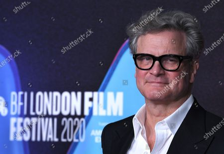 Stock Picture of Colin Firth