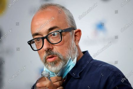 Editorial photo of 53rd Sitges Fantastic Film Festival, Spain - 11 Oct 2020