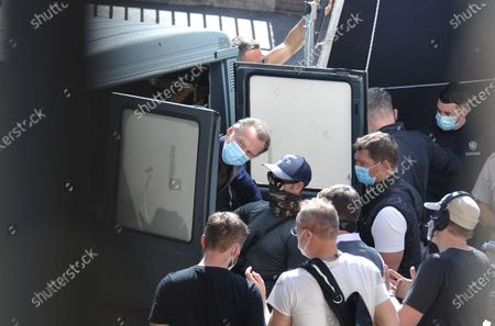 Editorial picture of 'Mission impossible 7' on set filming, Rome, Italy - 10 Oct 2020