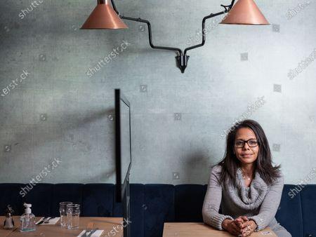 Former journalist and new Paris deputy mayor to urban farming Audrey Pulvar