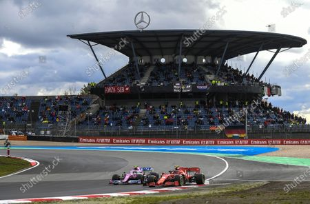 Editorial picture of Formula One Eifel Grand Prix 2020, Nuerburg, Germany - 11 Oct 2020