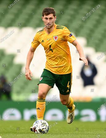 Ben Davies of Wales.