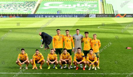 Editorial picture of Republic of Ireland v Wales - UEFA Nations League - 11 Oct 2020