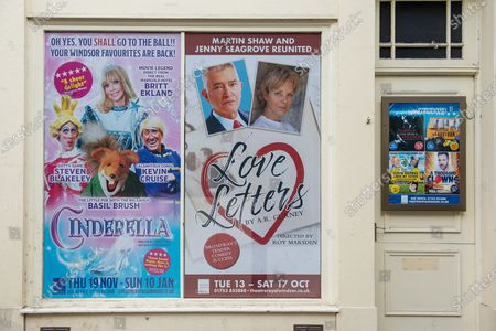 The Theatre Royal Windsor is putting on it's first live production since lockdown started. Love Letters starring Jenny Seagrove and Martin Shaw starts on 13th October 2020. They will also have a Christmas Pantomime from 19th November 2020. Twenty new cases of Covid-19 have been reported in the past 24 hours in the Royal Borough of Windsor and Maidenhead. The Government are expected to announce a new three tier system lockdown system for England following a second spike in positive cases