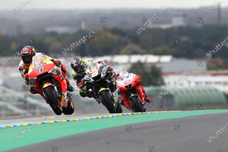 LE MANS CIRCUIT BUGATTI, FRANCE - OCTOBER 11: Stefan Bradl, Repsol Honda Team during the French GP at Le Mans Circuit Bugatti on October 11, 2020 in Le Mans Circuit Bugatti, France. (Photo by Gold and Goose / LAT Images)