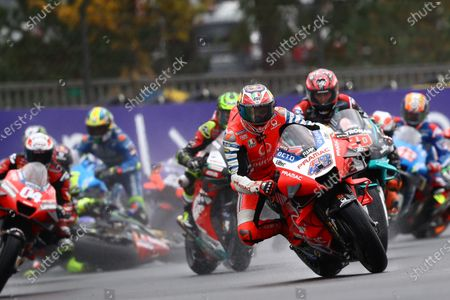 Editorial photo of 2020 French GP, Le Mans Circuit Bugatti, France - 11 Oct 2020