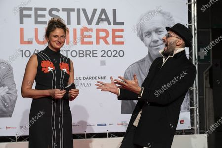 Editorial picture of Opening Ceremony, 12th Lyon Film Festival. Lyon, France - 10 Oct 2020