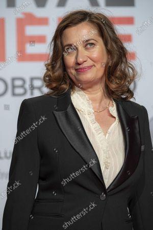 Stock Picture of Emmanuelle Devos