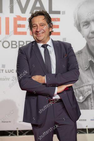 Editorial photo of Opening Ceremony, 12th Lyon Film Festival. Lyon, France - 10 Oct 2020