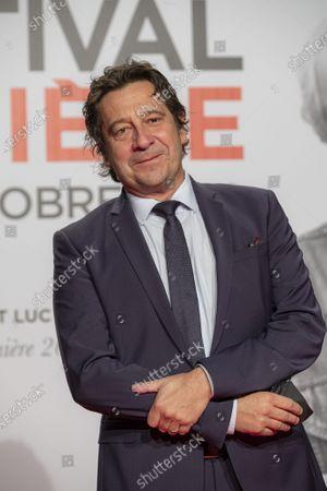 Stock Photo of Laurent Gerra
