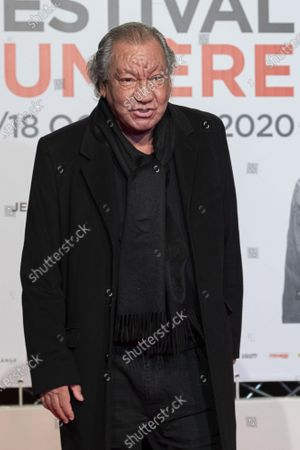 Editorial image of Opening Ceremony, 12th Lyon Film Festival. Lyon, France - 10 Oct 2020