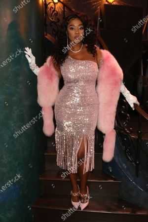 Stock Photo of Remy Ma