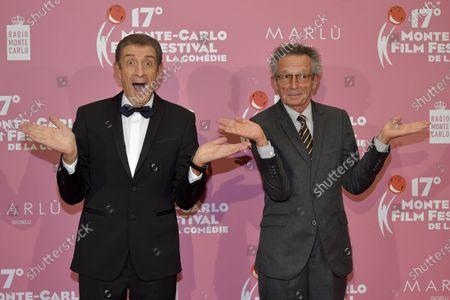Editorial image of 17th Monte Carlo Film Festival - de la Comedie, Monaco - 11 Oct 2020