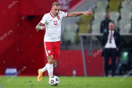 Stock Picture of Kamil Grosicki