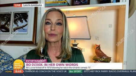 Editorial photo of 'Good Morning Britain' TV Show, London, UK - 12 Oct 2020