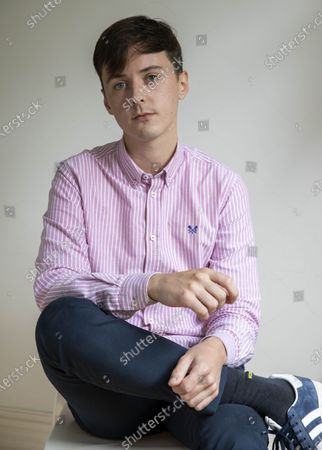 Darren Grimes said last night he was the victim of a Left-wing 'vendetta' and that the police case against him would have a 'chilling effect' on free speech. The Brexit campaigner and political pundit told The Mail on Sunday that detectives were pursuing 'vexatious complaints' by political rivals trying to shut down his YouTube channel. He said: 'The whole thing is insane. You can't hold journalists and broadcasters accountable for something their interviewee or guests say.' Grimes, 27, is under investigation for inciting racial hatred after he published a video interview with David Starkey in June, during which the historian said slavery was not genocide because 'there wouldn't be so many damn blacks in Africa or in Britain, would there?' The incendiary comments caused fury, with Dr Starkey resigning from his fellowship at Cambridge University. He also lost two book deals.