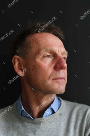 Editorial picture of Stuart Pearce photoshoot, London, UK - 09 Oct 2020