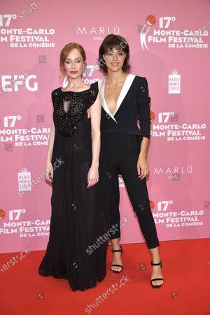 Editorial photo of 17th Montecarlo Film Festival, Monaco - 11 Oct 2020