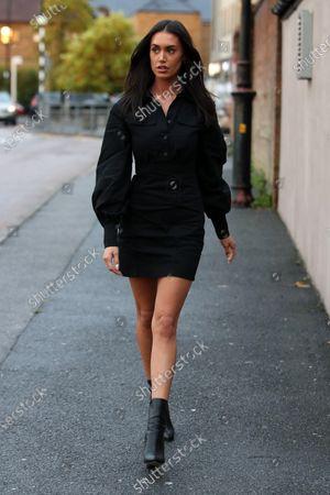 Exclusive - Clelia Theodorou