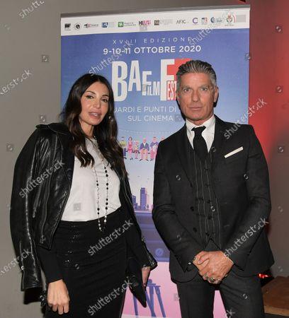 Editorial image of The Legnanesi City of Bustoa Prize, BAFF 2020, Busto Arsizio, Italy - 12 Oct 2020