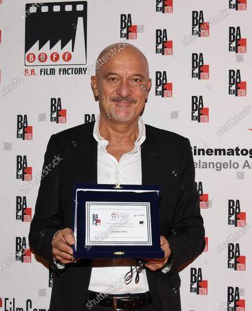 Stock Photo of Claudio Bisio