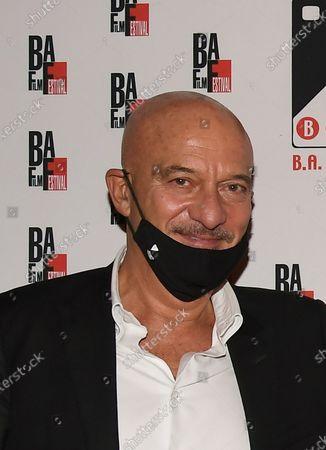 Stock Picture of Claudio Bisio