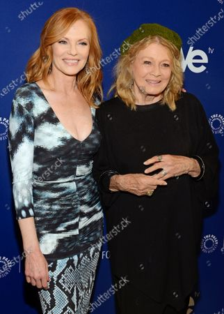 Editorial picture of The Paley Center for Media Presents 'On the Beat: The Evolution of the Crime Drama Heroine', Beverly Hills, California, USA - 19 Jun 2014