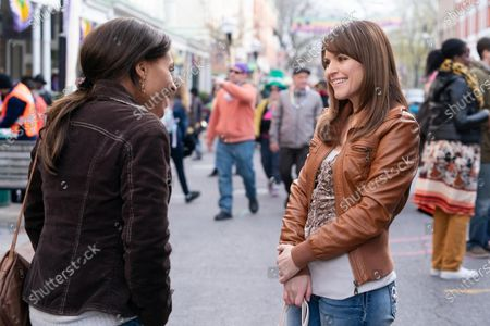 Nicole Beharie as Annie and Lauren Bittner as Nancy Breaux