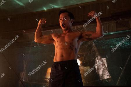 Stock Picture of Trieu Tran as Sharko