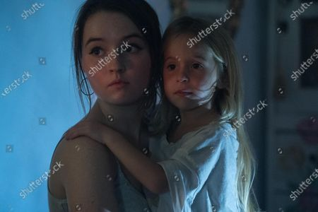 Kaitlyn Dever as Toni and Charlotte Cabell/Vivian Cabell as Jack