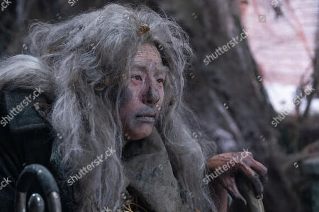 Stock Photo of Joy Osmanski as Faye/Old Hag
