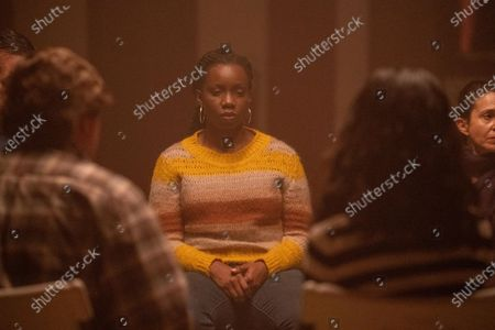 Stock Image of Adepero Oduye as Amy Cooke
