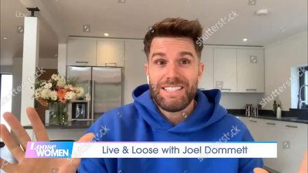 Stock Picture of Joel Dommett