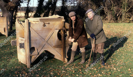 Emmerdale Farm - Ep 636 Thursday 29th January 1981  Sam, Joe and Henry visit a farm museum and Henry discovers a few home truths. With Sam Pearson, as played by Toke Townley ; Joe Sugden, as played by Frazer Hines.