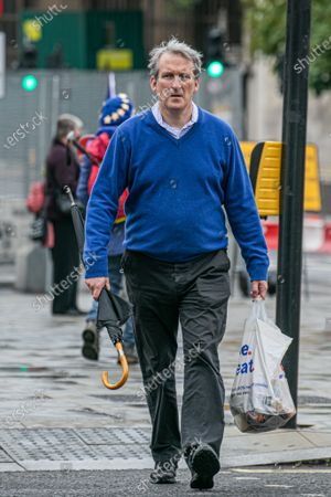 Stock Image of Damian Hinds, Former Secretary of State for Education and Conservative Member of Parliament for East Hampshire