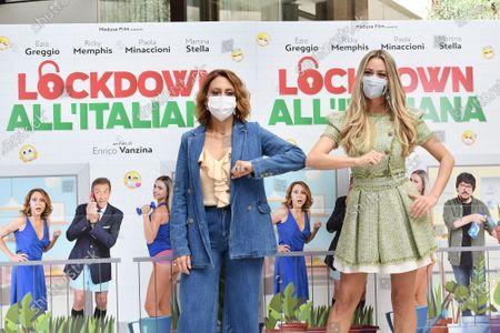 Paola Minaccioni, Martina Stella