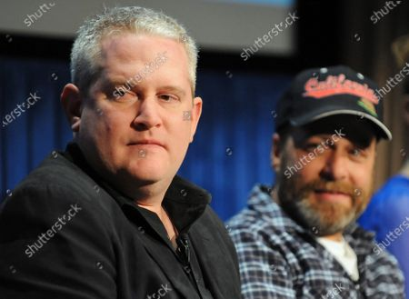 Stock Image of Adam Reed and H. Jon Benjamin