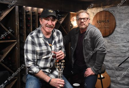 Editorial picture of Exclusive- Phil Vassar's 'Songs from the Cellar', Nashville, USA - 25 Feb 2020