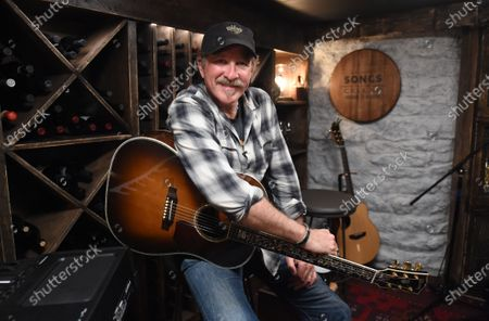 Stock Picture of Exclusive-  Kix Brooks stops by the Circle Television Network, 'Phil Vassar's Songs from the Cellar'