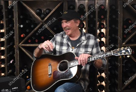 Editorial image of Exclusive- Phil Vassar's 'Songs from the Cellar', Nashville, USA - 25 Feb 2020