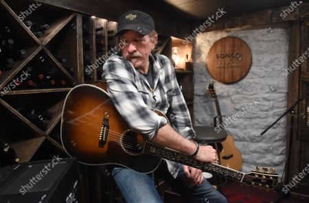 Editorial photo of Exclusive- Phil Vassar's 'Songs from the Cellar', Nashville, USA - 25 Feb 2020