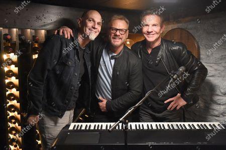 Jeff Smith, Phil Vassar, Dennis Quaid