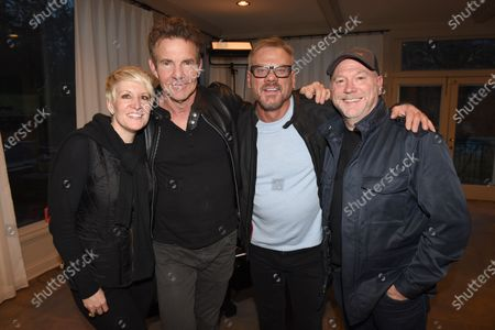 Editorial picture of Exclusive - 'Phil Vassar's Songs from the Cellar', BTS with Craig Wiseman, Nashville, USA - 06 Feb 2020