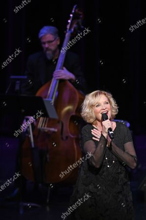 Editorial image of The Wallis and Mark Cortale Present 'An Evening with Christine Ebersole' Los Angeles, USA- 28 Feb 2020