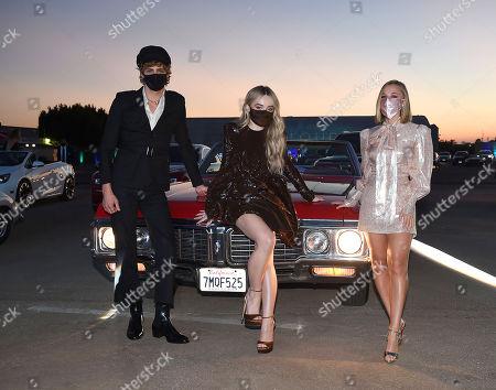 Madison Iseman, Sabrina Carpenter, Fin Argus