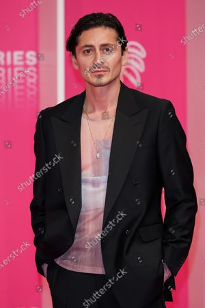 Editorial image of Pink Carpet, Day Four, 3rd Canneseries, Cannes, France - 12 Oct 2020
