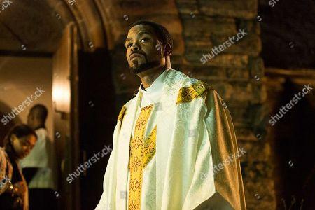 Method Man as Father Jackson