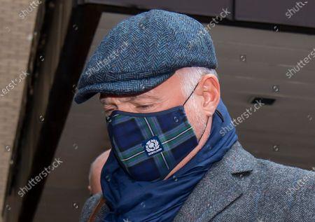 Trial of John Leslie former Blue Peter presenter for sexual assault